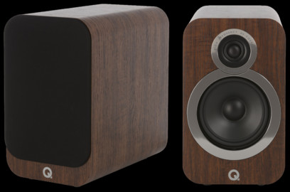 Pachet PROMO Q Acoustics 3020i + Cambridge Audio AXA35