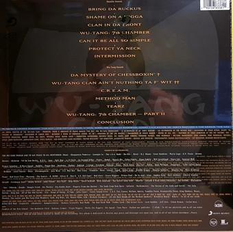 VINIL Universal Records Wu-Tang Clan - Enter The Wu-Tang Clan (36 Chambers)