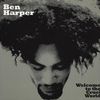 VINIL Universal Records Ben Harper - Welcome To The Crue
