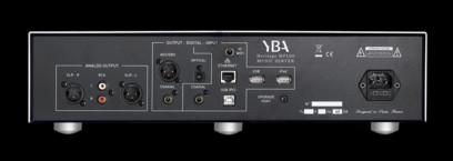 DAC YBA Heritage Media Streamer MP100