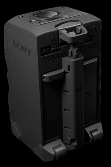 Sony MHC-GT4D