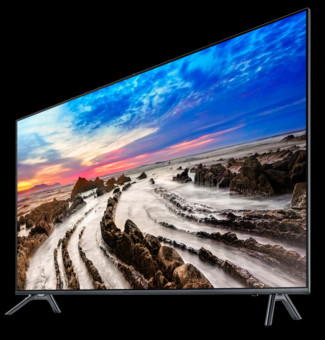 TV Samsung 65MU7072 , Dark Titan, UHD, Smart, 163 cm