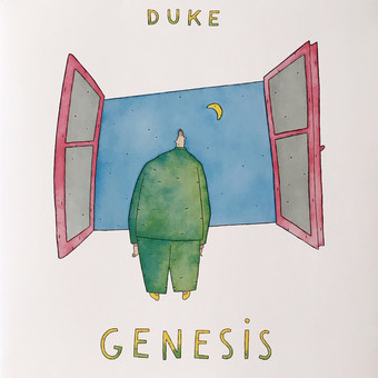 VINIL Universal Records Genesis - Duke - CLEAR VINYL