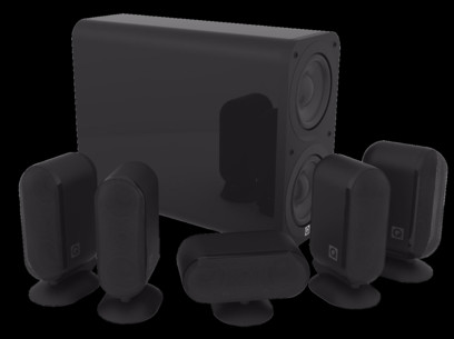 Boxe Q Acoustics 7000i Plus 5.1