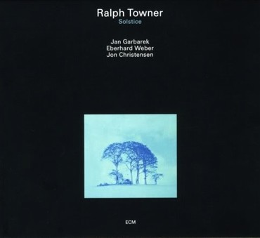 VINIL ECM Records Ralph Towner: Solstice
