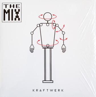 VINIL Universal Records Kraftwerk - The Mix