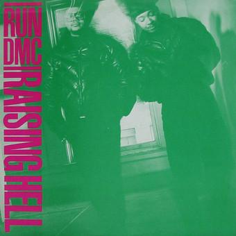 VINIL Universal Records Run-DMC - Raising Hell