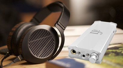 Audeze EL-8 Closed back + iFi Micro iDSD