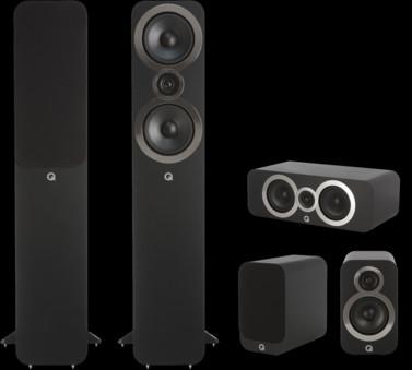 Pachet PROMO Q Acoustics 3050i pachet 5.0