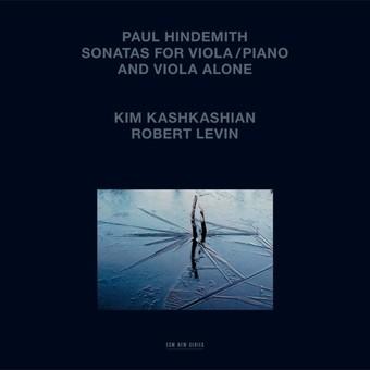CD ECM Records Kim Kashkashian: Hindemith Sonatas