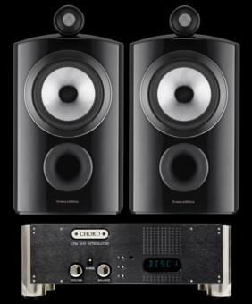 Pachet PROMO Bowers & Wilkins 805 D3 + Chord Electronics CPM 2650