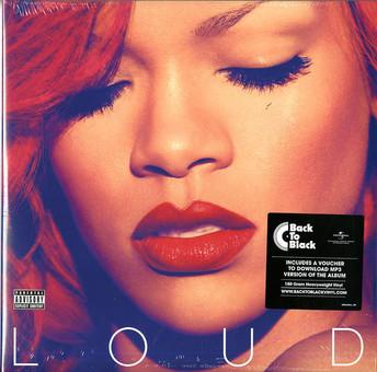 VINIL Universal Records Rihanna - Loud