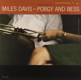 VINIL Universal Records Miles Davis - Porgy & Bess (Mono)