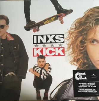 VINIL Universal Records INXS - Kick