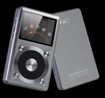 Fiio X3 II player + casti Fiio EX1