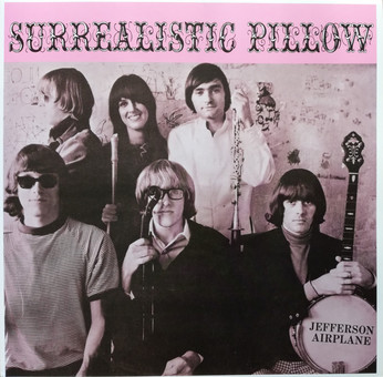 VINIL Universal Records Jefferson Airplane - Surrealistic Pillow