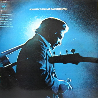 VINIL Universal Records Johnny Cash: At San Quentin