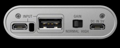Amplificator casti Sony PHA-1A