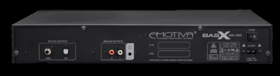 CD Player Emotiva BasX CD-100