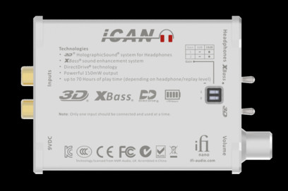 Amplificator casti iFi Audio Nano iCAN