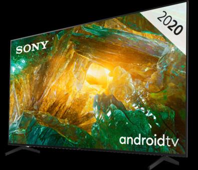 Sony - KD-49XH8096