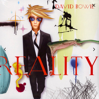 VINIL Universal Records David Bowie - Reality