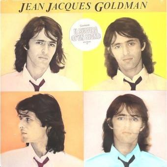 VINIL Universal Records Jean-Jacques Goldman - Demode
