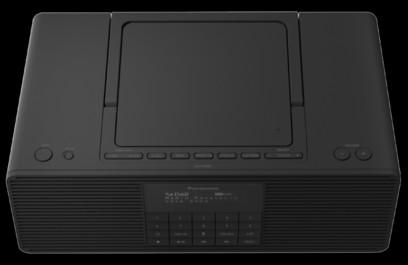 CD Player Panasonic RX-D70BT
