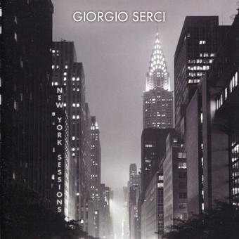 CD Naim Giorgio Serci: New York Sessions
