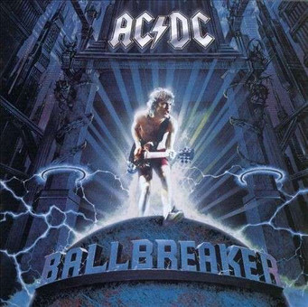VINIL Universal Records AC/DC - Ballbreaker