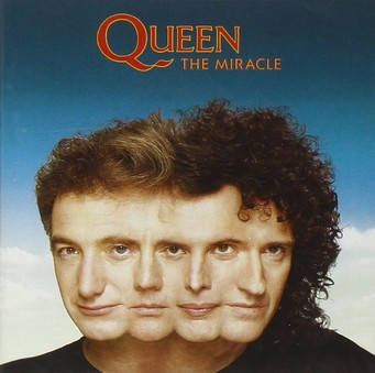 VINIL Universal Records Queen: The Miracle