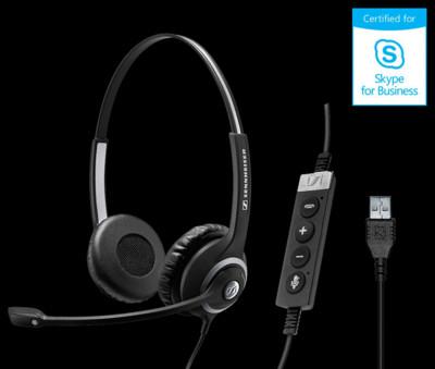 Casti Sennheiser SC 260 USB MS II