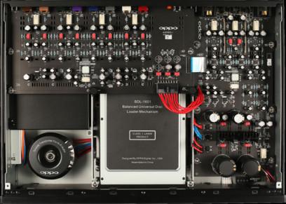 Blu Ray Player OPPO UDP-205