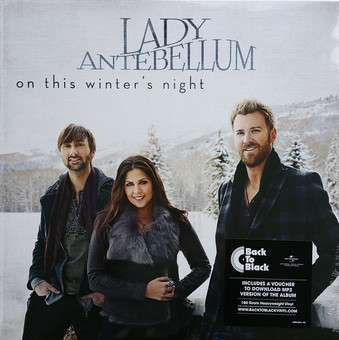 VINIL Universal Records Lady Antebellum - On This Winter's Night