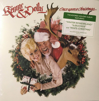 VINIL Universal Records Kenny Rogers & Dolly Parton - Once Upon A Christmas
