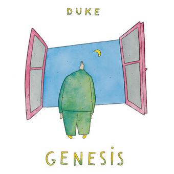 VINIL Universal Records Genesis - Duke