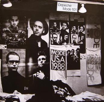 VINIL Universal Records Depeche Mode - 101 - Live In Pasadena