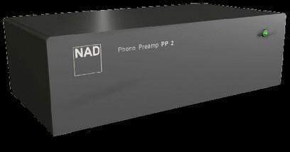 NAD PP-2 E Phono Preamplifier