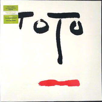 VINIL Universal Records Toto - Turn Back