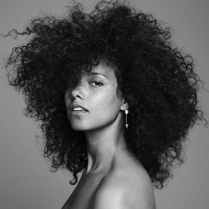 VINIL Universal Records Alicia Keys - Here