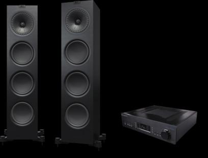 Pachet PROMO KEF Q950 + Cambridge Audio Azur 851A