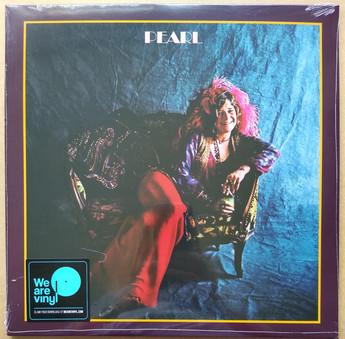VINIL Universal Records Janis Joplin - Pearl