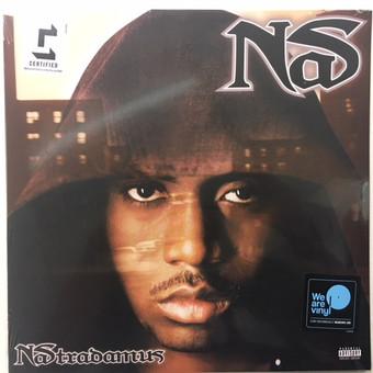 VINIL Universal Records Nas - Nastradamus