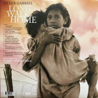 VINIL Universal Records Peter Gabriel - Long Walk Home