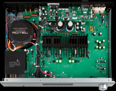 Amplificator Rotel A-11 Tribute