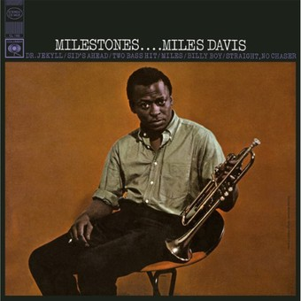 VINIL Universal Records Miles Davis - Milestones (Stereo)