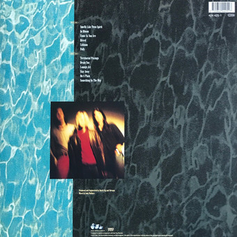 VINIL Universal Records Nirvana: Nevermind