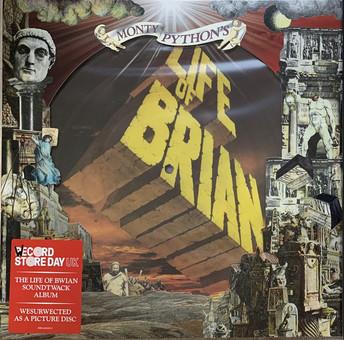 VINIL Universal Records Monty Python - Life Of Brian