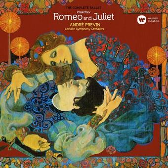 VINIL Universal Records Prokofiev - Romeo And Juliet ( Andre Previn )