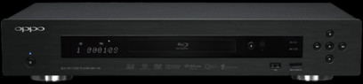 Blu Ray Player OPPO BDP-103D Darbee Edition